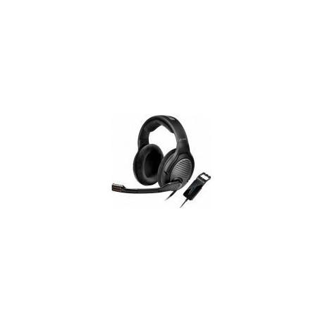 Casti cu Microfon Sennheiser PC 363D (Negre)