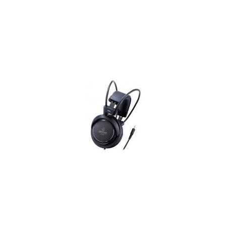 Casti cu fir Audio Technica ATH-T500 (Negre)