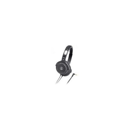 Casti cu fir Audio Technica ATH-WS55BK (Negre)