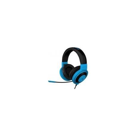 Casti cu microfon Gaming Razer Kraken Mobile Neon (Albastru)