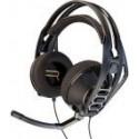 Casti Gaming Plantronics RIG 500HD, USB (Negre)