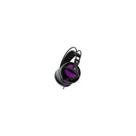 Casti Gaming SteelSeries Siberia 200, Microfon (Sakura Purple)