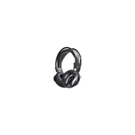Casti cu Microfon E-Blue Cobra (Negre)