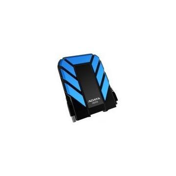 HDD Extern A-DATA AHD710, 2.5inch, 1TB, USB 3.0, rezistent la apa si socuri (Albastru)