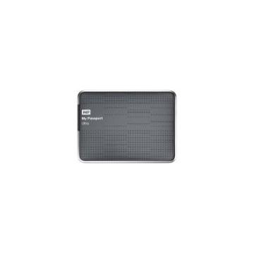 HDD Extern Western Digital My Passport Ultra, 500GB, 2.5inch, USB 3.0 si USB 2.0, Gri