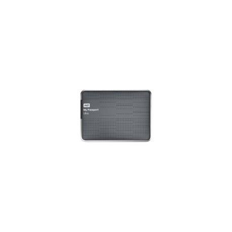 HDD Extern Western Digital My Passport Ultra, 2TB, 2.5inch, USB 3.0 si USB 2.0, Gri