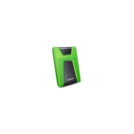 HDD Extern A-DATA Gaming HD650X, 2.5inch, 2TB, USB 3.0 (Verde)