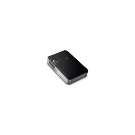 HDD Extern Western Digital My Passport Wireless, 2.5inch, 1TB, USB 3.0 (Negru)