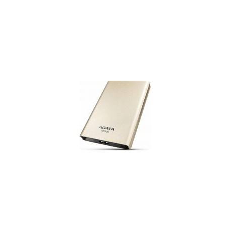 HDD Extern A-DATA HC500, 2.5inch, 500GB, USB 3.0 (Auriu)