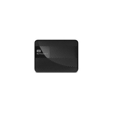 HDD Extern Western Digital My Passport X Gaming Storage, 3TB, 2.5inch, USB 3.0 (Negru)