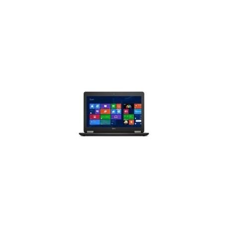 Laptop Dell Latitude 12 E7250 (Procesor Intelu00AE Coreu2122 i5-5300U (3M Cache, up to 2.90 GHz), Broadwell, 12.5inch, 8GB, 128GB SSD, Intel HD Graphics 5500, USB 3.0, HDMI, Tastatura iluminata, Win8.1 Pro 64)